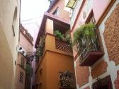 el callejón del beso de Guanajuato