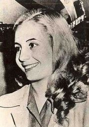 Evita Perón en 1947